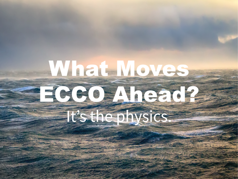 What moves ECCO